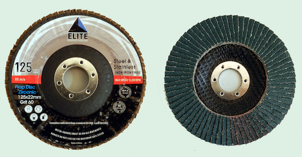 Elite 5inch Flap Disc